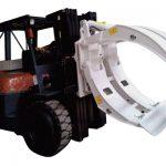 Навесное оборудование для вилочных погрузчиков 360 оборотов с одной рукой
