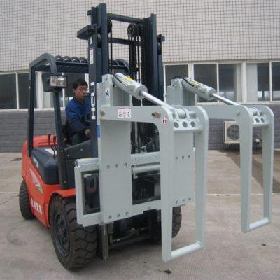 Гидравлический держатель навесного оборудования для погрузчиков