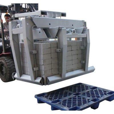 Крепление для бетонного блока вилочного погрузчика класса 3 иamp;
