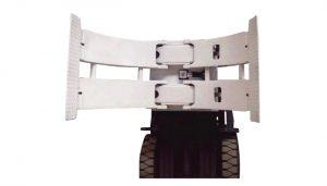 Оборудование для погрузочно-разгрузочных работ 2-тонная серия рулонных тележек с поддоном для рулонов серии TB