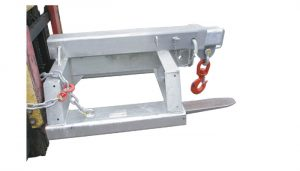 Сверхмощный тип SFJL7.5 вилочный навесной вилочный погрузчик