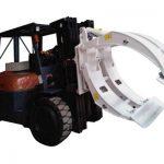 Погрузочно-разгрузочное оборудование Вилочный погрузчик Зажим для рулона бумаги