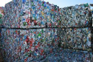 Упаковка отходов